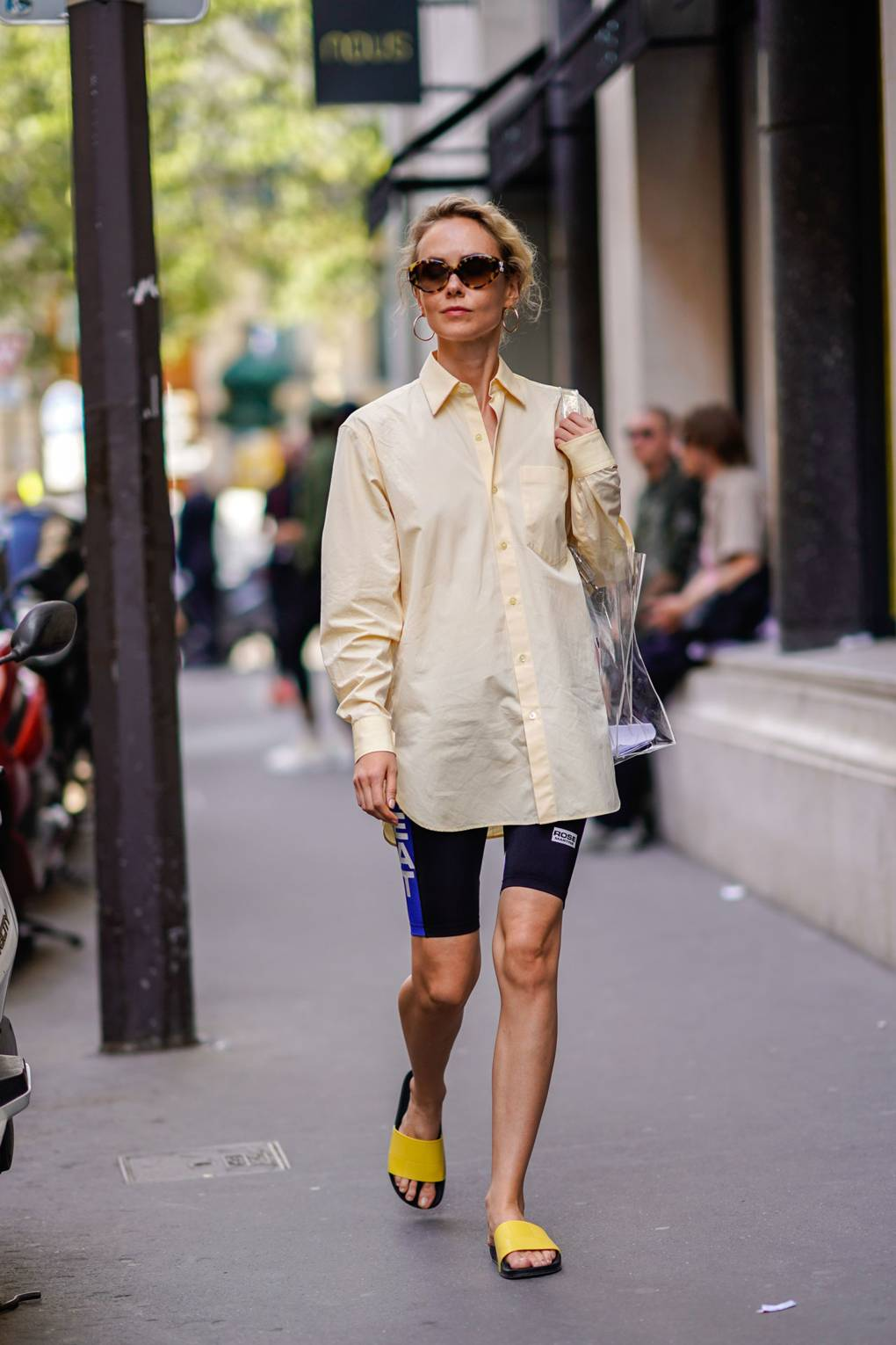 441e80c8a588 How To Wear The Cycling Shorts Trend