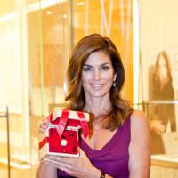 Cindy Crawford's Omega Journey - 2009