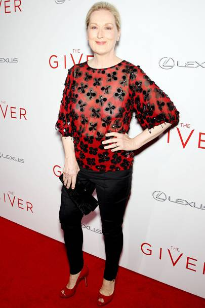 The Giver premiere, New York – August 11 2014