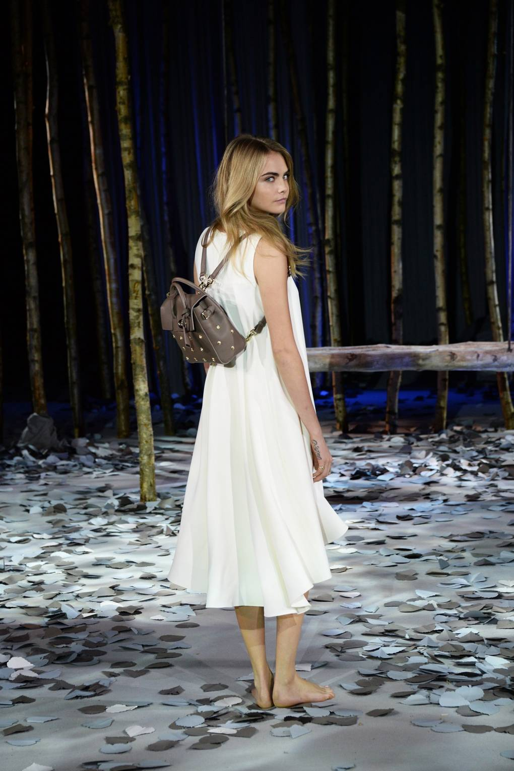 2f3dca03d0c7 Cara Delevingne Mulberry 2014 – Handbag Collection Launch