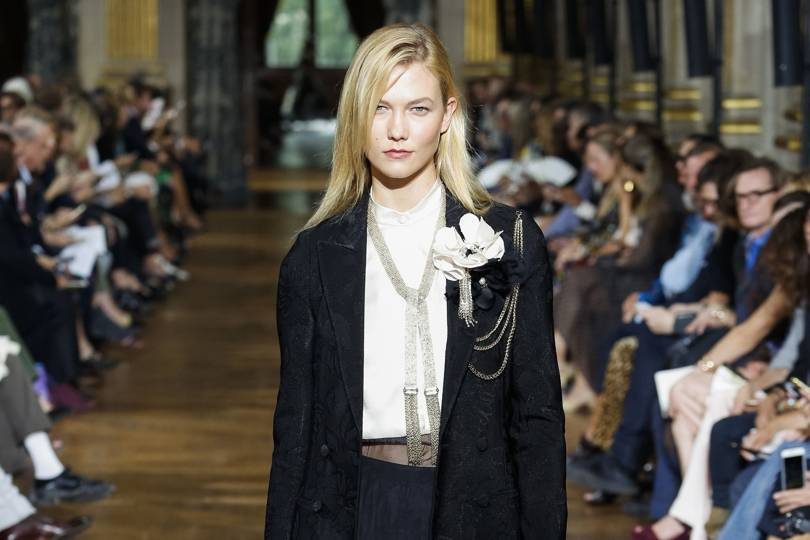 1e43bae690f Lanvin Spring/Summer 2017 Ready-To-Wear show report | British Vogue