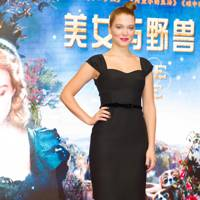 Beauty and the Beast press conference, Beijing – April 15 2014