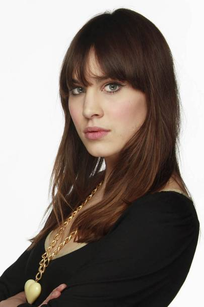 alexa chung make up