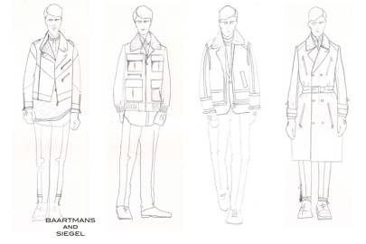 MENSWEAR: Baartmans & Siegel's work