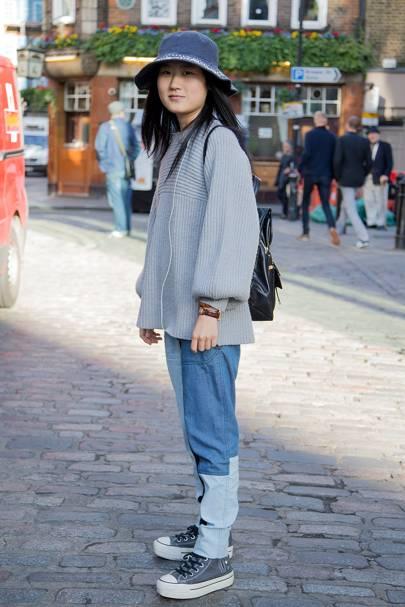 Qian Wu, student
