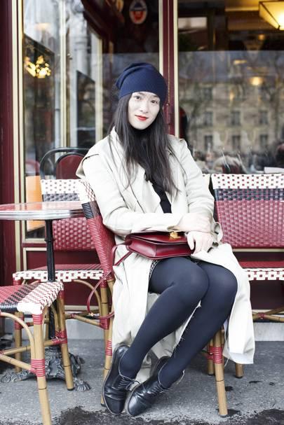 Chloe Dong, fashion editor