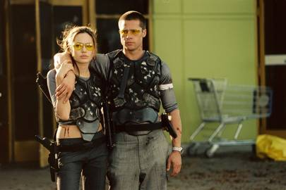 Mr and Mrs Smith (2005)