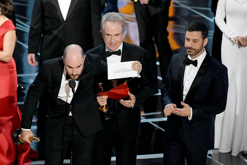 The Oscars will take place on 24 February 2019.