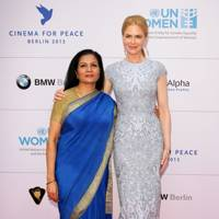 Cinema for Peace UN Woman honorary dinner, Berlin - July 12 2013