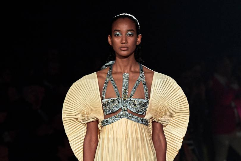 Mary Katrantzou Spring Summer 2020 Ready To Wear Show Report British Vogue