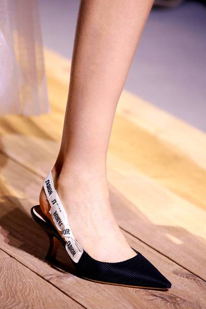 The Tape Measure Heels