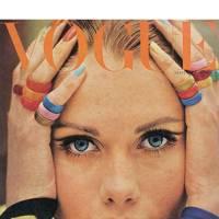 Vogue Cover, September 1966