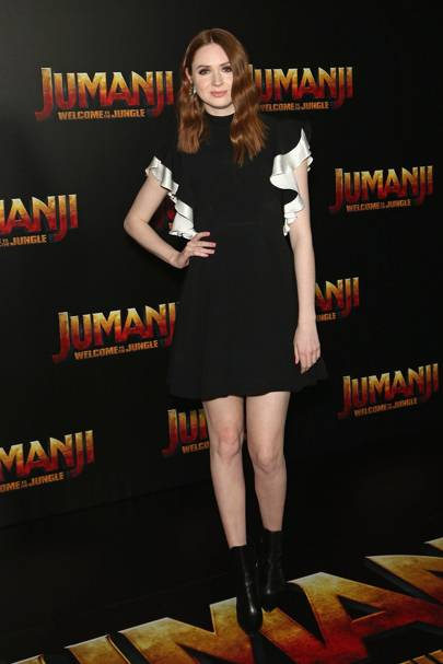 'Jumanji: Welcome to the Jungle' Premier - March 27 2017