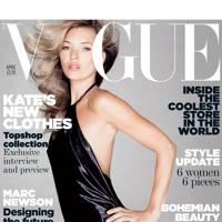 Vogue Cover, April 2007
