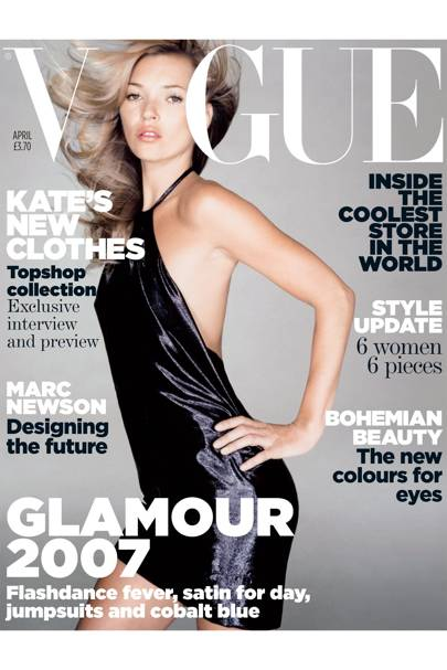 Vogue Cover, April 2007