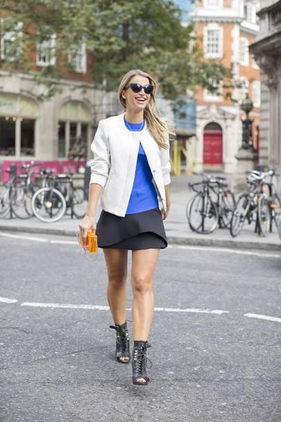 Vogue Williams, presenter and DJ