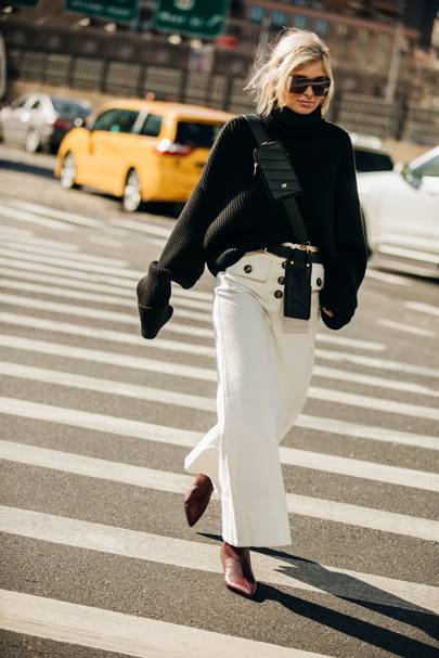 0f9ec26992 The Best Street Style From New York Fashion Week