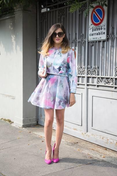 Elenora Carisi, blogger