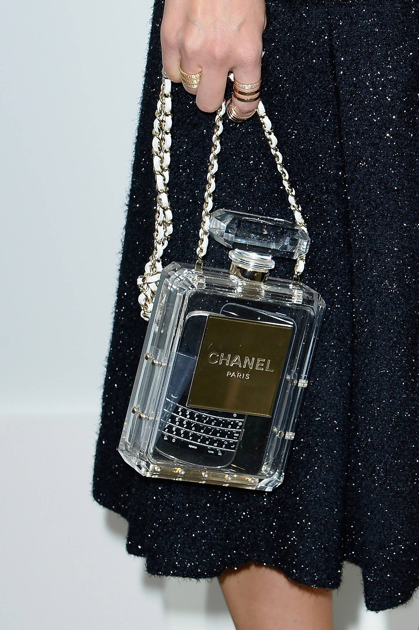 Chanel handbags the most iconic of all time british vogue