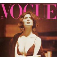 Vogue cover, September 1989