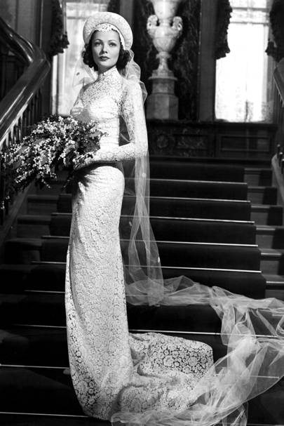The Most Famous Iconic Wedding Dresses British Vogue