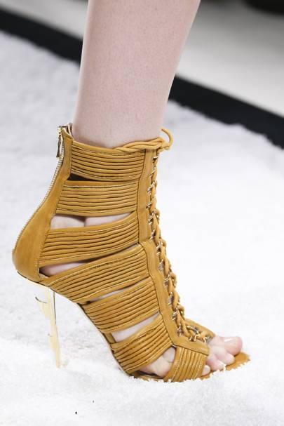 Fierce Safari Heels