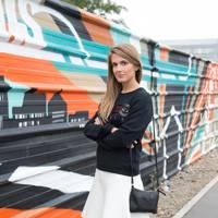 Izortze Setien, engineer and fashion blogger