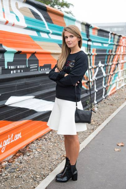 Izortze Setien, engineer and fashion blogger