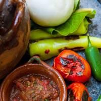 Mexican Tomato Salsa