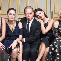 Jason Wu 10th Anniversary Midnight supper - February 10