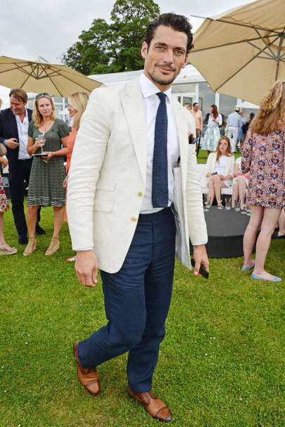 Kent and Curwen Royal Charity Polo Cup, Berkshire - July 19 2014