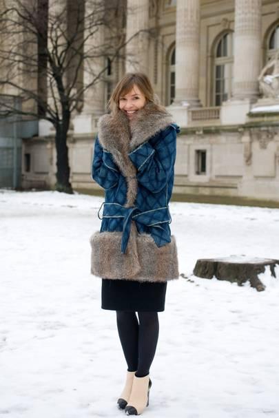 Karine Von Knorring, works for Chanel Joaillerie