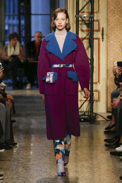 Emilio Pucci Autumn/Winter 2018 Ready-To-Wear collection