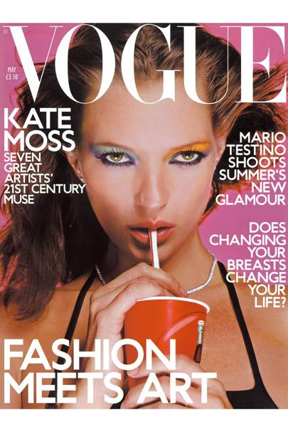 Vogue Cover, May 2000