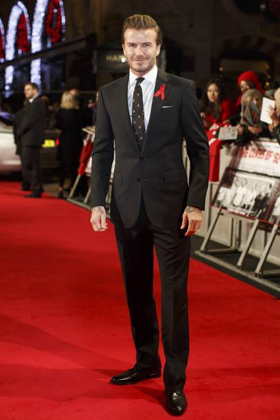 The Class of 92 premiere, London – December 1 2013