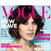 Vogue cover, June 2011
