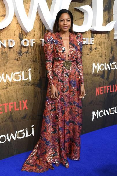"""Mowgli: Legend of the Jungle"" Premiere, London - December 4 2018"
