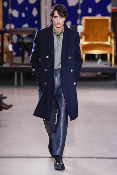 f5171ad6cd05 Hermès Autumn Winter 2019 Menswear show report
