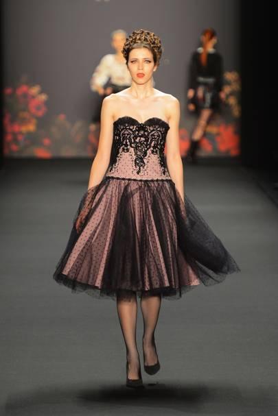 405a84d2d999 Lena Hoschek Autumn Winter 2013 Ready-To-Wear show report   British Vogue