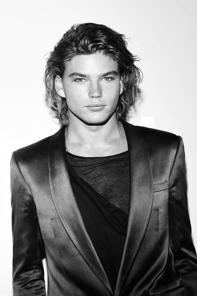 Jordan Barrett, 20