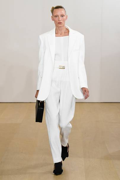4fe6a6519b9 Emilia Wickstead Spring Summer 2019 Ready-To-Wear show report ...