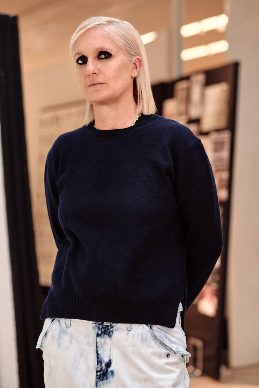 e08c5ba38f67 Dior s Maria Grazia Chiuri Talks To Vogue