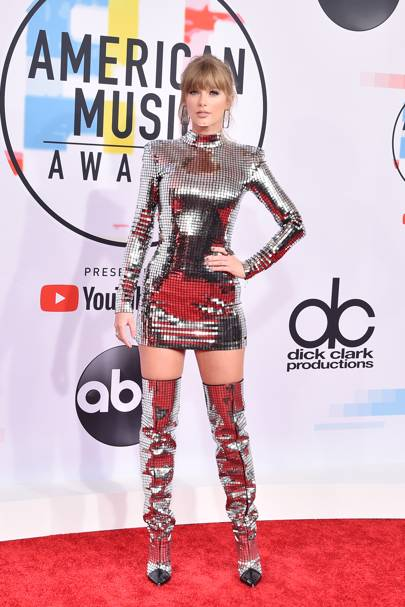 American Music Awards, Los Angeles - October 9 2018
