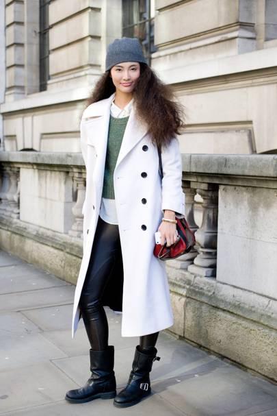 Bonnie Chen, model