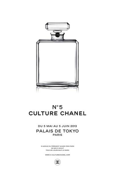 No.5 Culture Chanel Exhibition