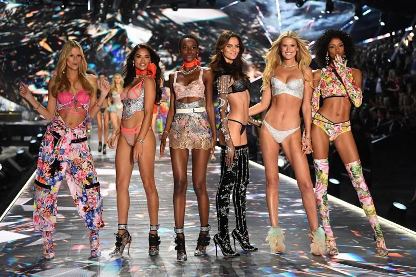 The Victoria's Secret Lingerie Fashion Show 2018