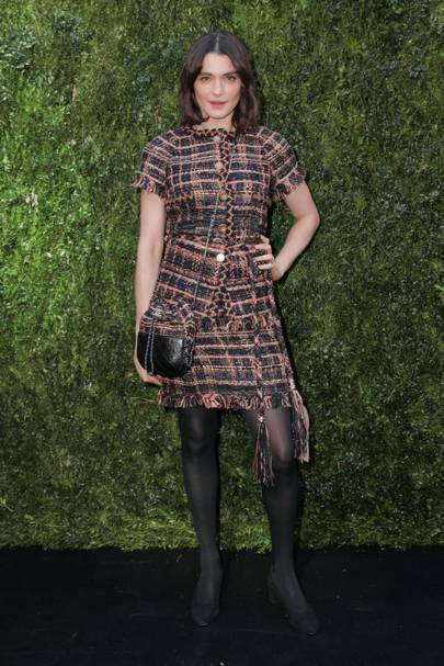 Through Her Lens: The Tribeca Chanel Women's Filmmaker Programme Luncheon, New York - October 17 2017