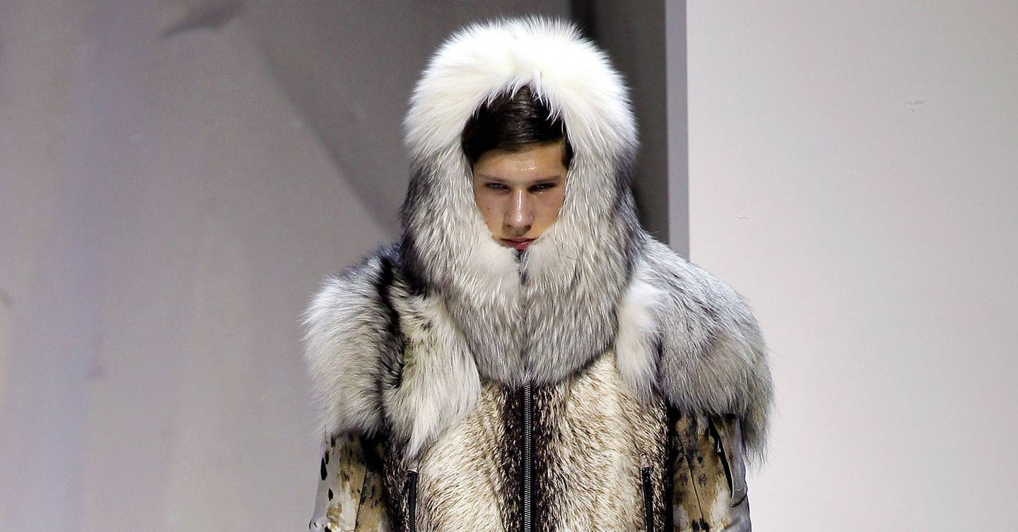7262031dbd77 Moncler Gamme Rouge Autumn/Winter 2013 Ready-To-Wear show report | British  Vogue