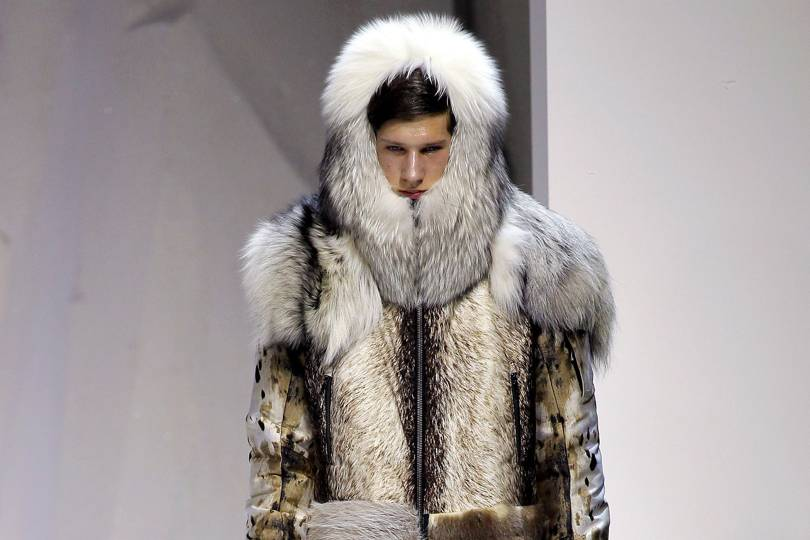 c9c95ecc4be9 Moncler Gamme Rouge Autumn Winter 2013 Ready-To-Wear show report ...