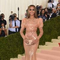 Beyoncé at the Met Gala, 2016